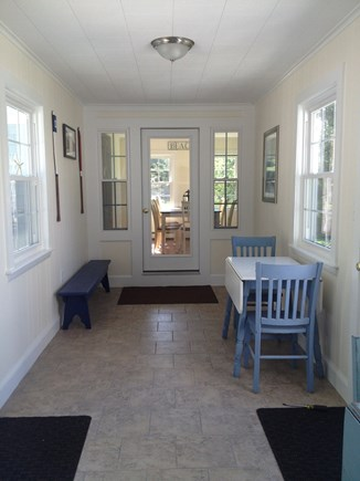 Falmouth Heights Cape Cod vacation rental - Breezeway