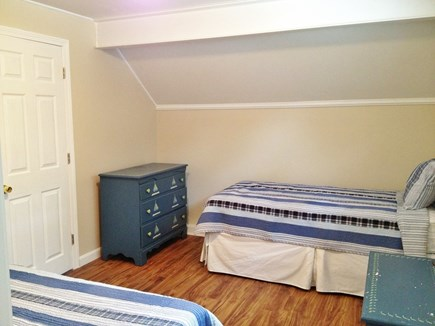 Falmouth Heights Cape Cod vacation rental - 5th Bedroom- Guest Area (2 Twins)