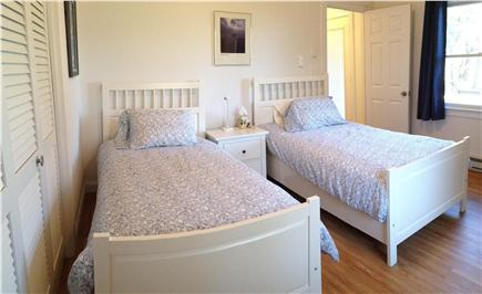 West Barnstable/Sandy Neck Bea Cape Cod vacation rental - Bedroom #2 as two twin beds