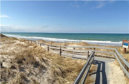 West Barnstable/Sandy Neck Bea Cape Cod vacation rental - Walk to Sandy Neck Beach just .4 mile away