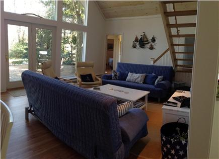 West Barnstable/Sandy Neck Bea Cape Cod vacation rental - Family room with 2 sofa/beds