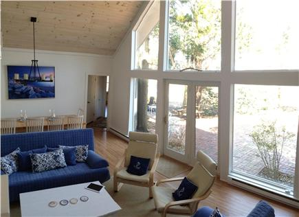 West Barnstable/Sandy Neck Bea Cape Cod vacation rental - Family room has 2 queen size futons