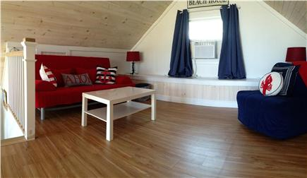 West Barnstable/Sandy Neck Bea Cape Cod vacation rental - Loft with TV, queen size futon and chair bed