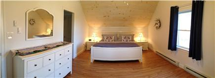 West Barnstable/Sandy Neck Bea Cape Cod vacation rental - Master bedroom suit with private bath room and king size bed