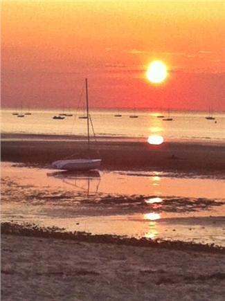 Brewster Cape Cod vacation rental - Sunset Linnell Landing Beach