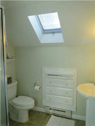 Brewster Cape Cod vacation rental - Upstairs bathroom with shower