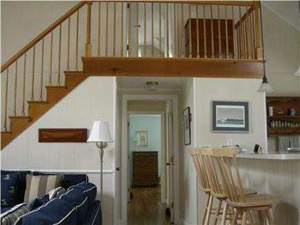 Brewster Cape Cod vacation rental - Great room with view towards bedroom