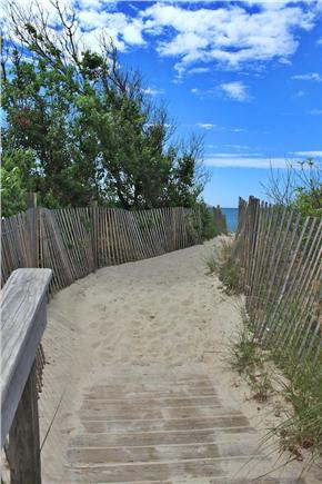 South Yarmouth Cape Cod vacation rental - Semi private beach