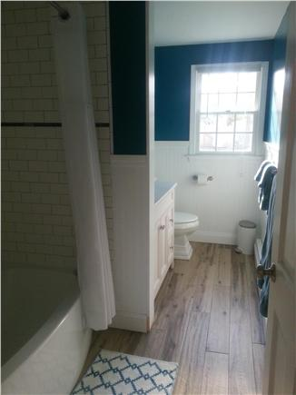 Centerville Centerville vacation rental - Newly renovated main bathroom.