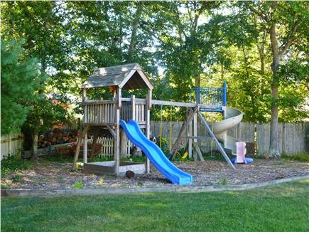 Centerville Centerville vacation rental - Backyard Play Structure