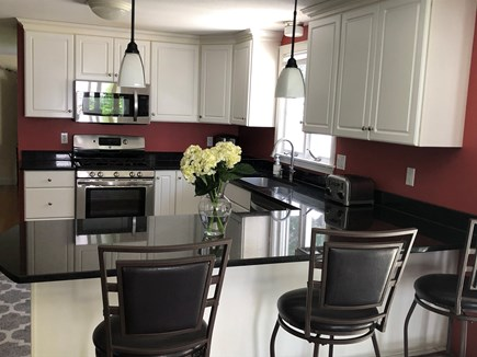 Centerville Cape Cod vacation rental - Fully stocked kitchen.