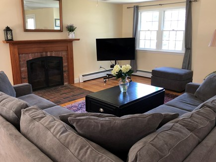 Centerville Centerville vacation rental - Large Smart TV on wheels (Netflix, Amazon Prime, Cable).