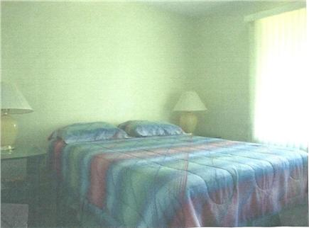 North Truro Cape Cod vacation rental - Queen bedroom
