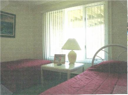 North Truro Cape Cod vacation rental - Twin bedroom