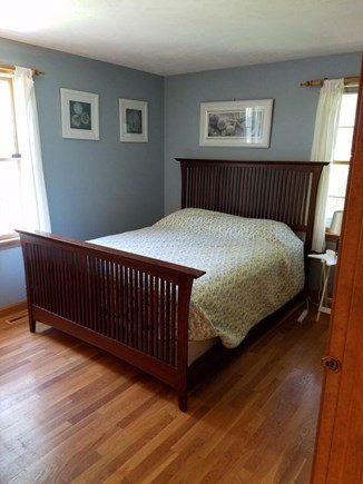 Harwich Cape Cod vacation rental - Queen bedroom, 1 st floor