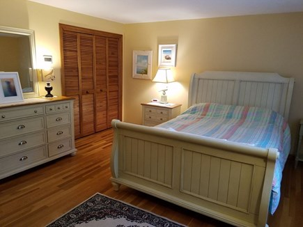 Harwich Cape Cod vacation rental - Queen bedroom, second floor, new mattresses throughout!