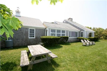 Brewster Cape Cod vacation rental - Large lawn space