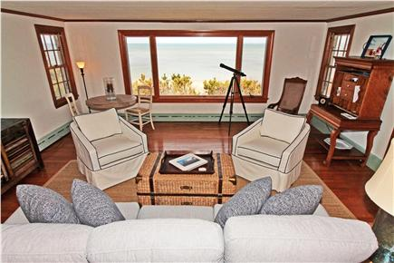 Brewster Cape Cod vacation rental - Spacious Living Room with views of Cape Cod Bay