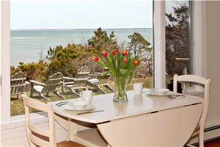Brewster Cape Cod vacation rental - Views from kitchen