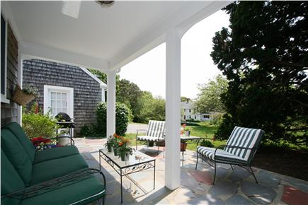 Brewster Cape Cod vacation rental - Front Porch