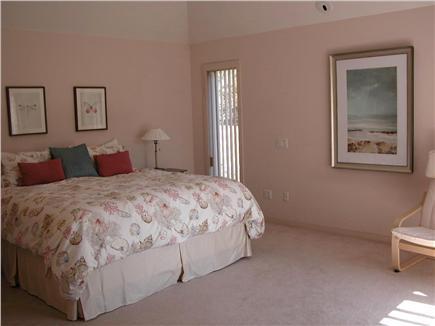 East Orleans Cape Cod vacation rental - Master Bedroom-Ground Floor, Bathroom en Suite