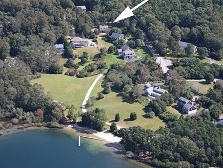 Sandwich Cape Cod vacation rental - Home, beach and open field