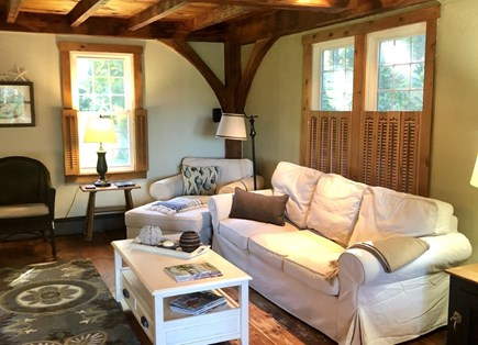 Sandwich Cape Cod vacation rental - Living Room- comfortable and inviting