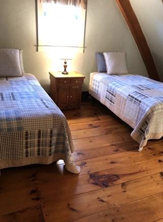Sandwich Cape Cod vacation rental - Bedroom 2- Twin beds