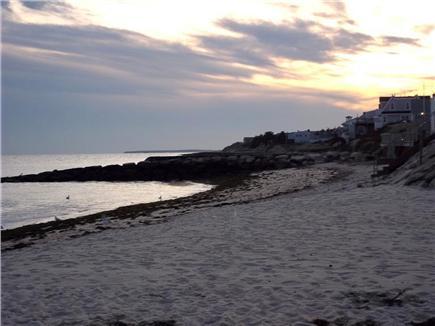 Dennis Port Cape Cod vacation rental - Nantucket Sound during sunset ...