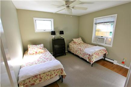East Orleans Cape Cod vacation rental - Twin Bedroom (main level)