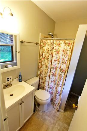 East Orleans Cape Cod vacation rental - 3/4 bath in studio apt above garage, perfect for second family!