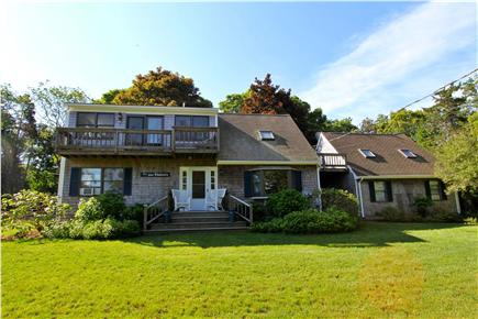 East Orleans Cape Cod vacation rental - Facing Meeting House Pond & Nauset Marina East, a min walk away!