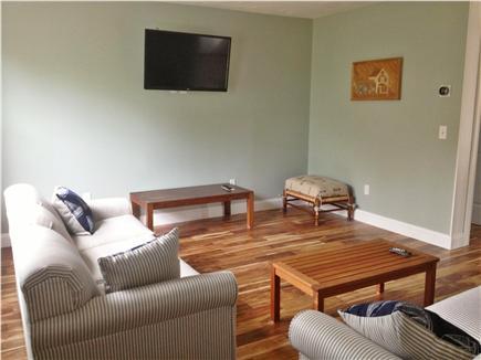 Truro Cape Cod vacation rental - media room