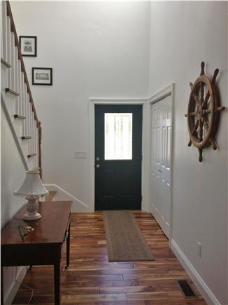 Truro Cape Cod vacation rental - Entry way