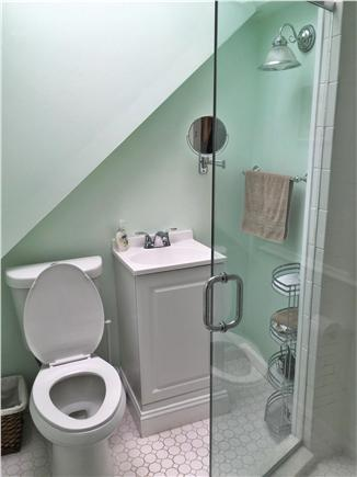 West Yarmouth Cape Cod vacation rental - The home's bathroom- also an outdoor shower
