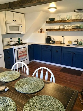 West Yarmouth Cape Cod vacation rental - Enter through kitchen area