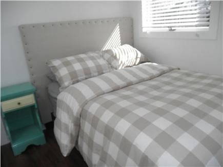 West Yarmouth Cape Cod vacation rental - Bedroom #1 with double bed, sunny with skylight