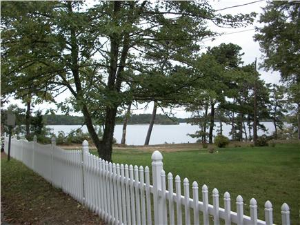 Long Pond, Harwich Cape Cod vacation rental - A few hundred yards from the driveway and this is what you see!