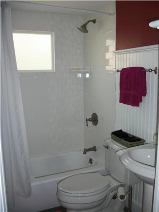 Long Pond, Harwich Cape Cod vacation rental - Newly updated main bathroom