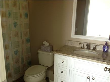 Plymouth MA vacation rental - En suite new master bathroom (second bathroom is identical)