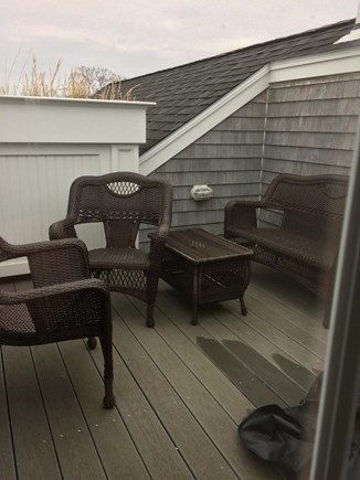 Harwich Port Cape Cod vacation rental - Roof Deck