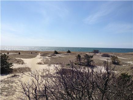 Harwich Port Cape Cod vacation rental - Beautiful Bank Street Beach is just  2 blocks away