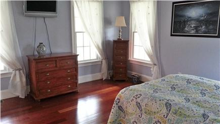 Yarmouth Port Cape Cod vacation rental - Master bedroom on main floor