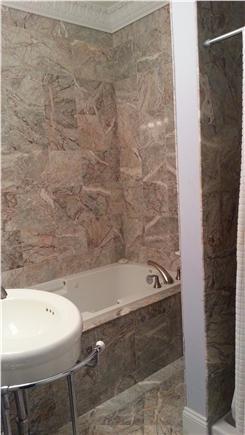 Yarmouth Port Cape Cod vacation rental - Master Bathroom