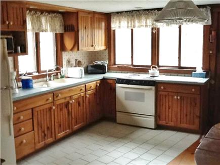 No. Eastham Cape Cod vacation rental - Kitchen Area