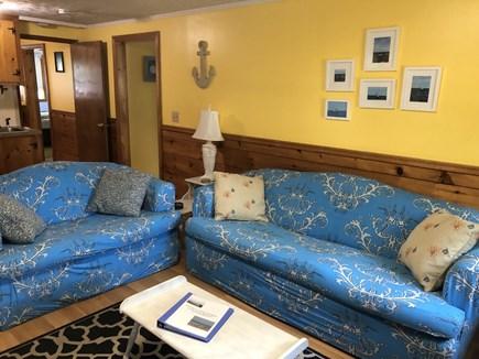 Dennisport Cape Cod vacation rental - Family room