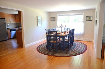 South Yarmouth Cape Cod vacation rental - Dining off kitchen