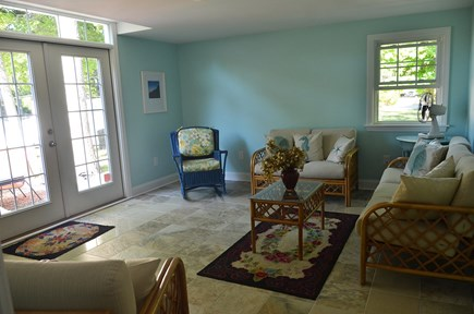 South Yarmouth Cape Cod vacation rental - New Family Room