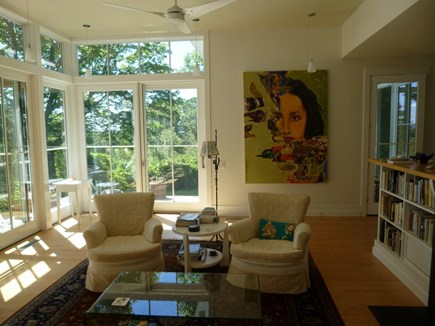Falmouth, Quissett Cape Cod vacation rental - Living Room