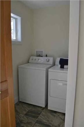 Falmouth Cape Cod vacation rental - Separate laundry room
